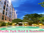 Welcome to Pacific Park Hotel & Residence